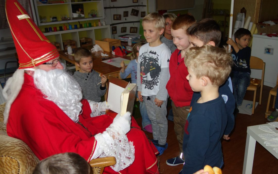 Adventszeit im St.Dionysius Kindergarten